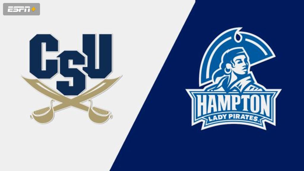 Charleston Southern vs. Hampton (W Volleyball)