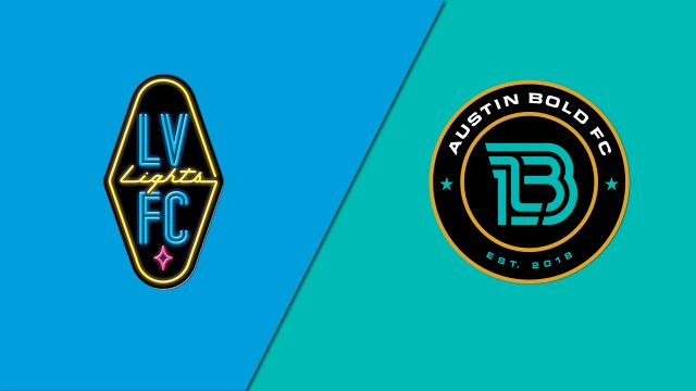 Las Vegas Lights FC vs. Austin Bold FC (United Soccer League)