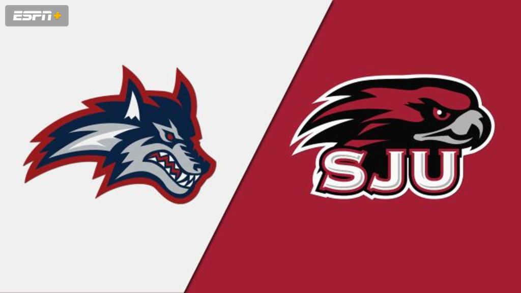Stony Brook vs. Saint Joseph's (M Soccer)
