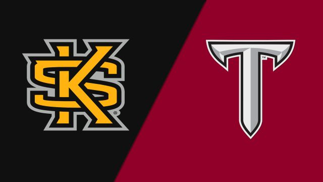 Kennesaw State vs. Troy (W Volleyball)