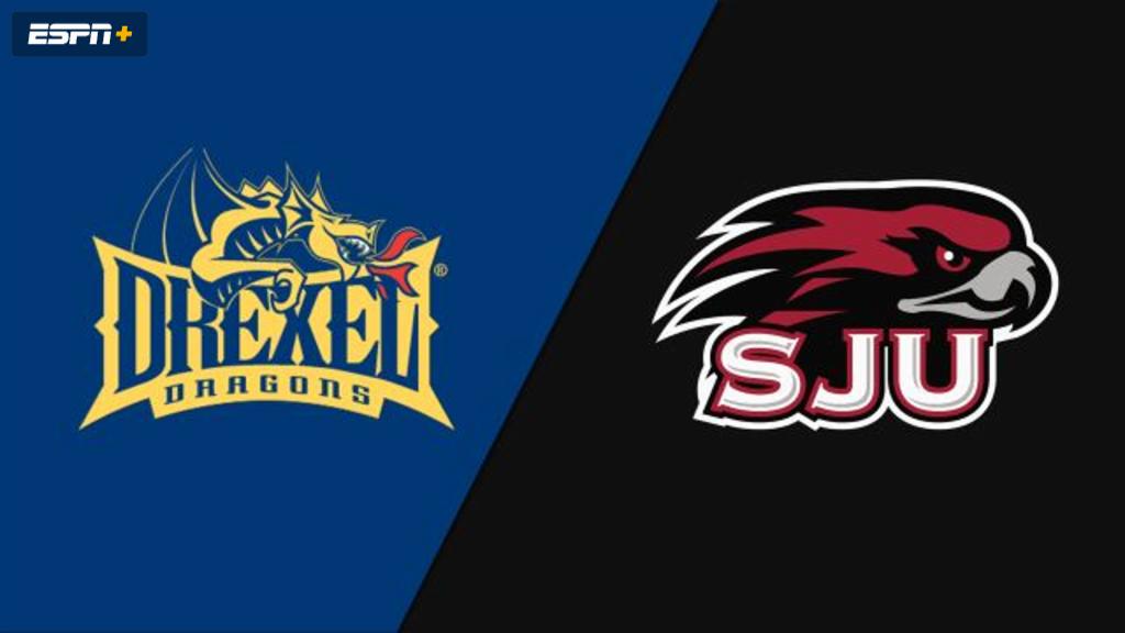 Drexel vs. Saint Joseph's (M Soccer)