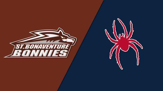 St. Bonaventure vs. Richmond (W Soccer)