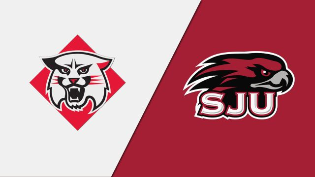 Davidson vs. Saint Joseph's (W Basketball)