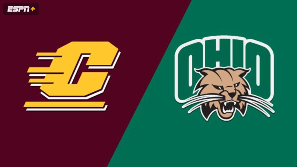 Central Michigan vs. Ohio (W Basketball)