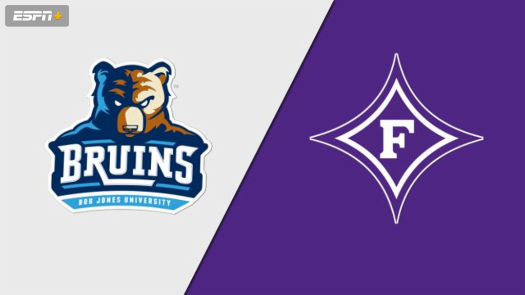 Bob Jones vs. Furman (M Basketball)