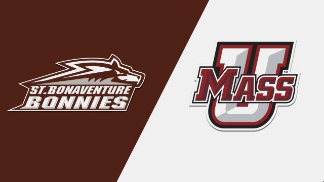 St. Bonaventure vs. UMass (M Basketball)