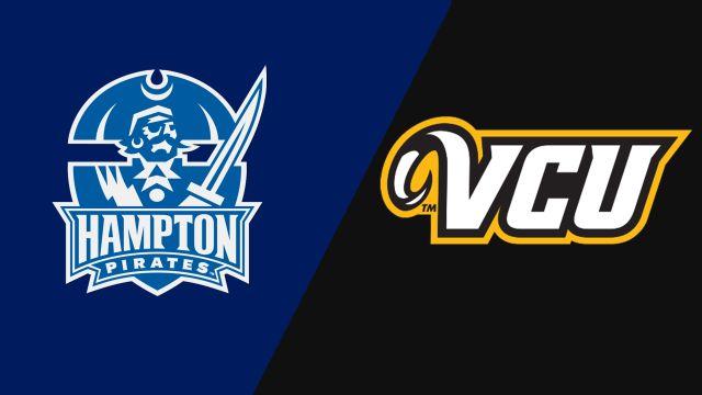 Hampton vs. VCU (M Basketball)
