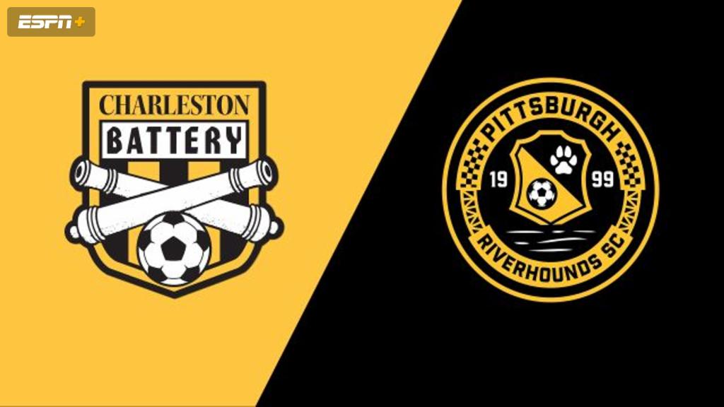 Charleston Battery vs. Pittsburgh Riverhounds SC (USL Championship)