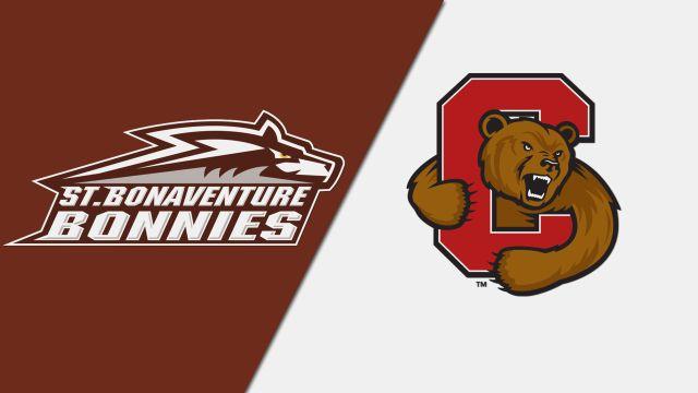 St. Bonaventure vs. Cornell (W Basketball)