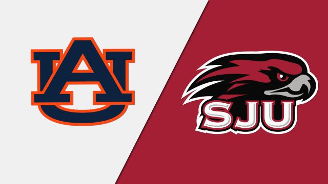 Auburn vs. Saint Joseph's (W Basketball)