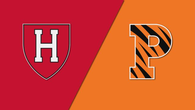 Harvard vs. Princeton (M Water Polo)