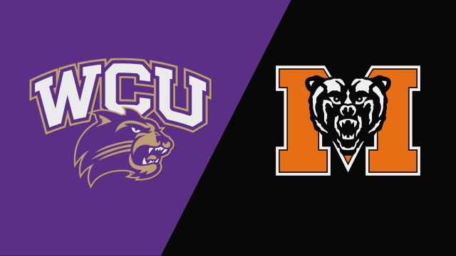 Western Carolina vs. Mercer (M Basketball)