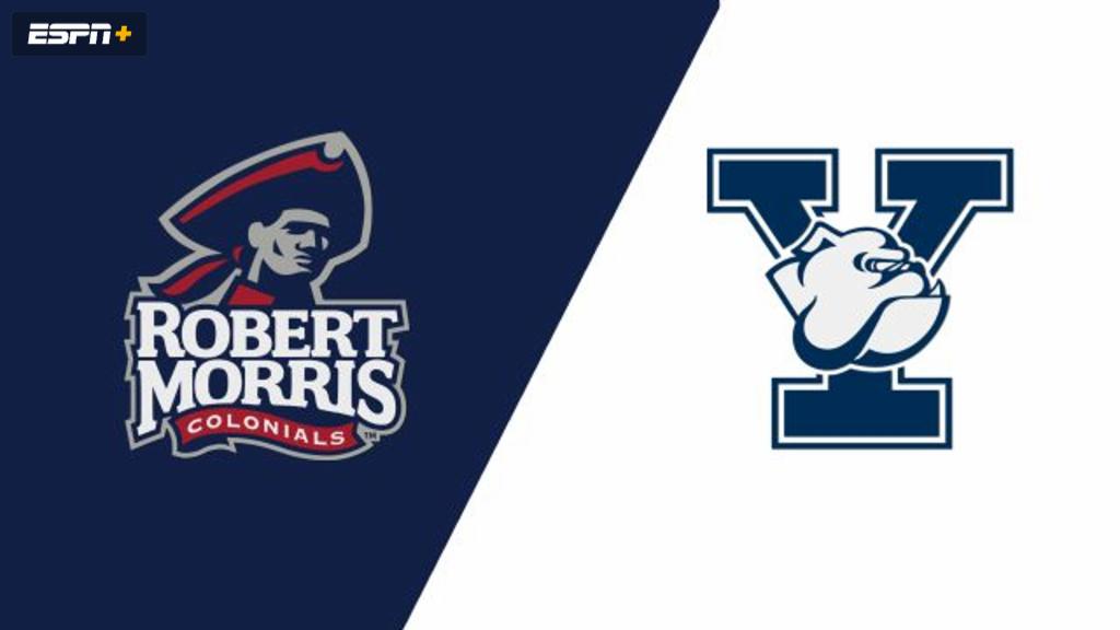 Robert Morris vs. Yale (W Soccer)