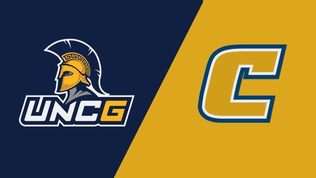 UNC Greensboro vs. Chattanooga (M Basketball)