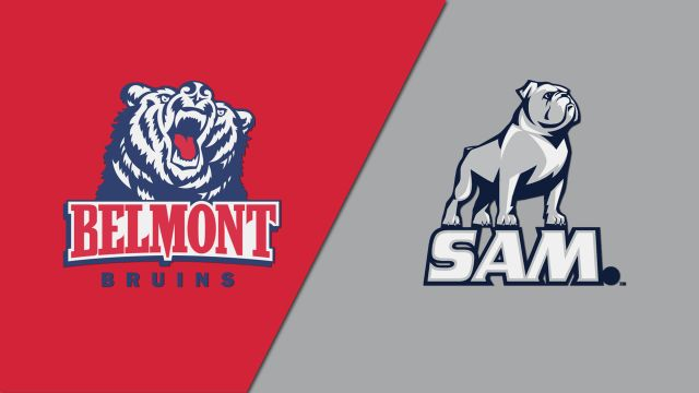 Belmont vs. Samford (Softball)