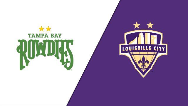 Tampa Bay Rowdies vs. Louisville City FC (USL Championship)