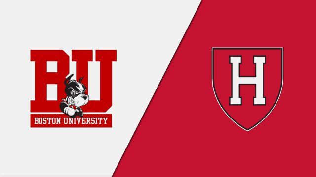 #7 Boston University vs. Harvard (W Hockey)