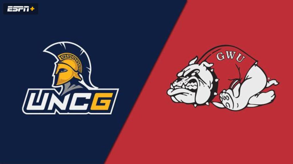 UNC Greensboro vs. Gardner-Webb (W Soccer)