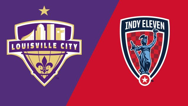 Louisville City FC vs. Indy Eleven
