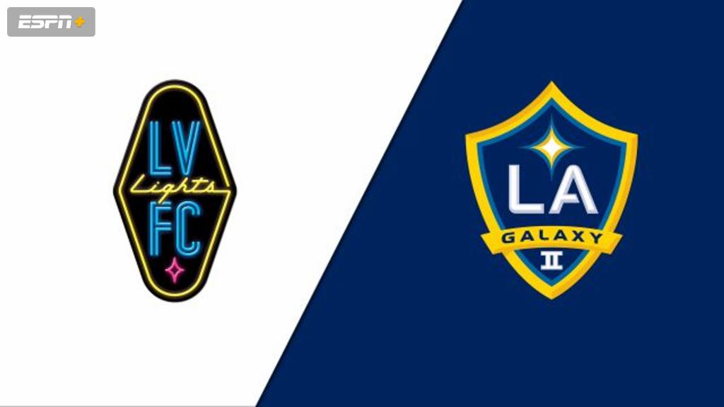 Las Vegas Lights FC vs. LA Galaxy II (USL Championship)