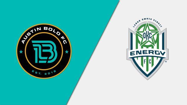 Austin Bold FC vs. OKC Energy FC (USL Championship)