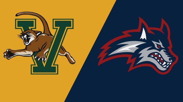 Vermont vs. Stony Brook (Semifinal #1) (America East Men's Lacrosse Championship)