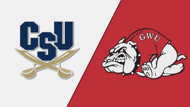 Charleston Southern vs. Gardner-Webb (W Soccer)