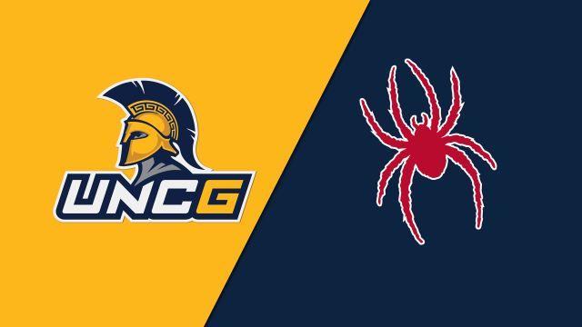 UNC Greensboro vs. Richmond (W Basketball)