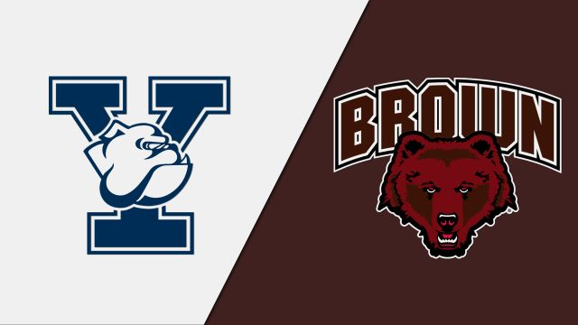 Yale vs. Brown (W Hockey)