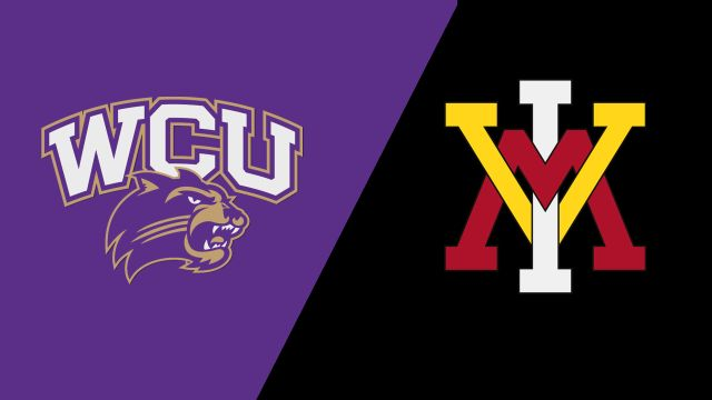 Western Carolina vs. VMI (M Basketball)