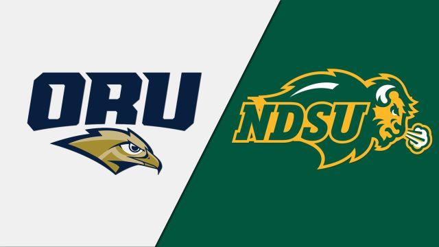Oral Roberts vs. North Dakota State (Quarterfinal #3) (Summit League Men's Basketball Championship)