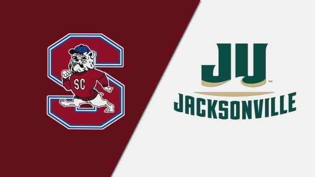 South Carolina State vs. Jacksonville (M Basketball)