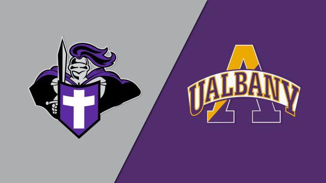 Holy Cross vs. Albany (M Basketball)