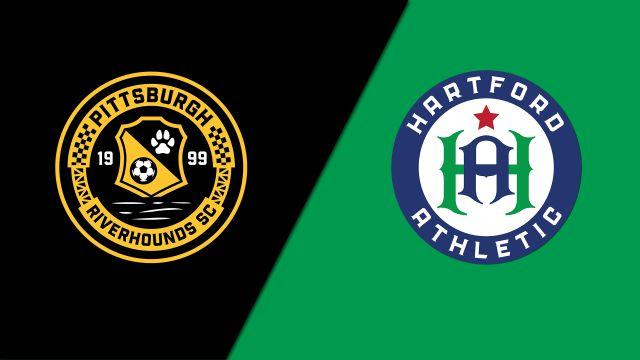 Pittsburgh Riverhounds SC vs. Hartford Athletic (USL Championship)
