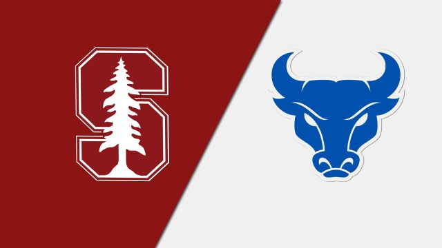 #8 Stanford vs. Buffalo (W Basketball)