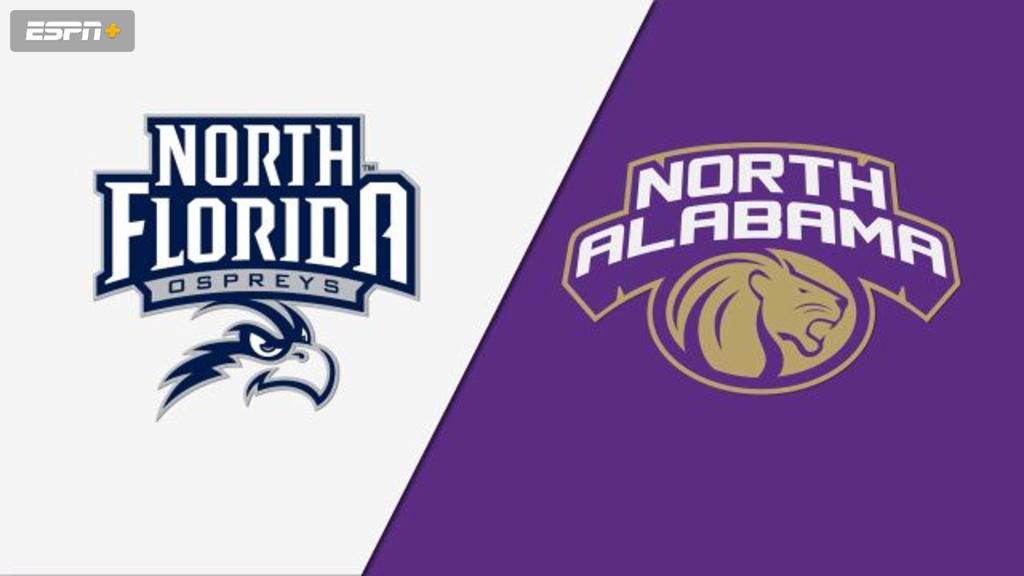 North Florida vs. North Alabama (W Basketball)