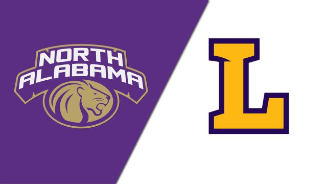 North Alabama vs. Lipscomb (W Basketball)