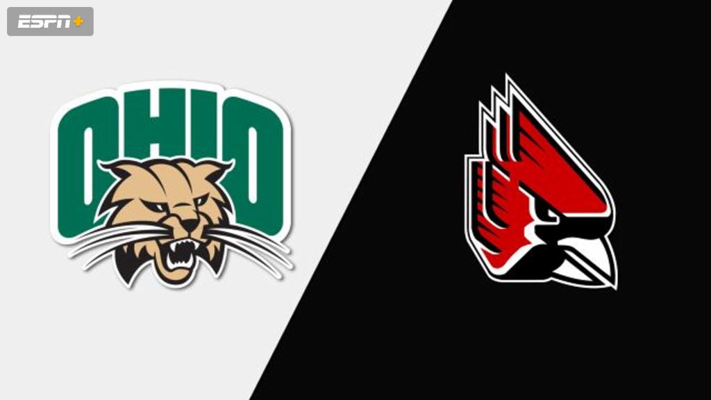 Ohio vs. Ball State (W Volleyball)