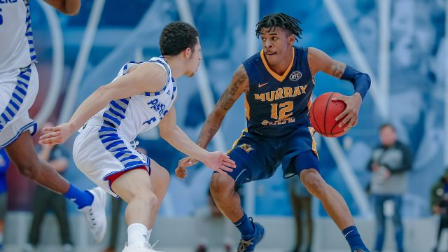 Tennessee State vs. Murray State (M Basketball)