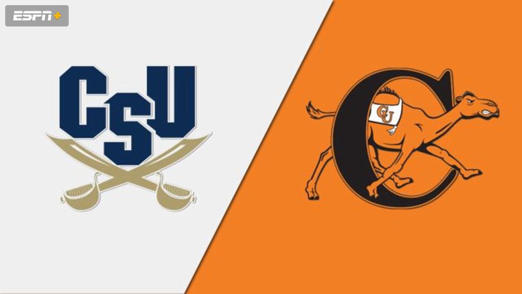 Charleston Southern vs. Campbell (W Basketball)