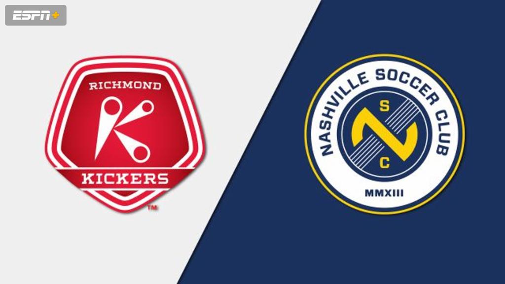 Richmond Kickers vs. Nashville SC (United Soccer League)