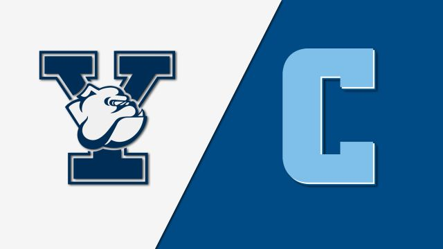 Yale vs. Columbia (W Volleyball)