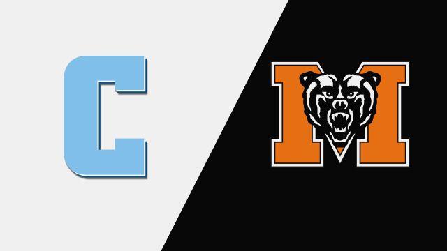 Columbia vs. Mercer (W Basketball)