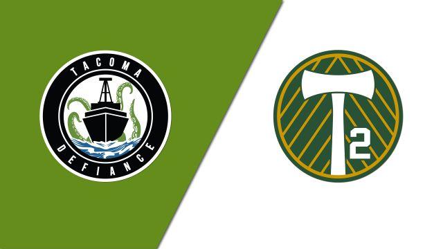 Tacoma Defiance vs. Portland Timbers 2 (USL Championship)