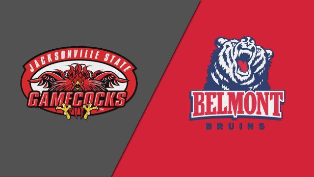 Jacksonville State vs. Belmont (Softball)