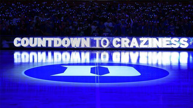 Countdown to Craziness
