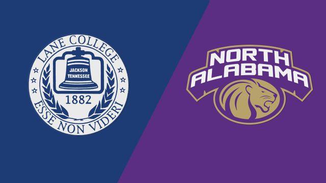 Lane vs. North Alabama (W Basketball)