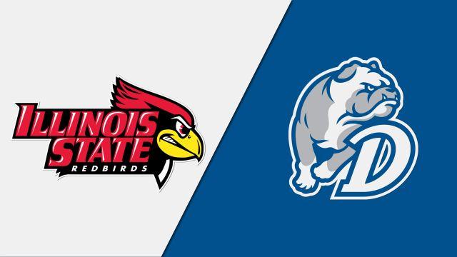 Illinois State vs. Drake (Semifinal #1) (MVC Women's Basketball Tournament)