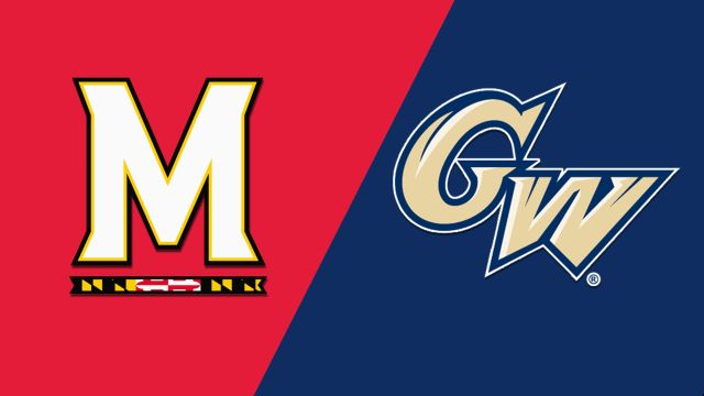 #9 Maryland vs. George Washington (W Basketball)
