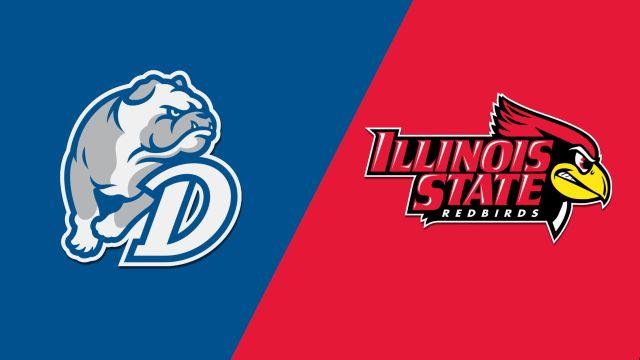 Drake vs. Illinois State (W Basketball)